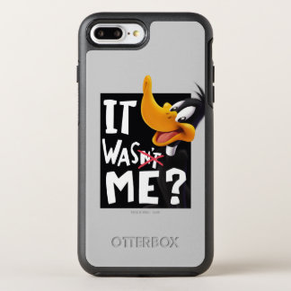 DAFFY DUCK™- It Wasn't Me / Was Me OtterBox Symmetry iPhone 8 Plus/7 Plus Case