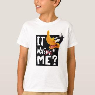 DAFFY DUCK™- It Wasn't Me / Was Me T-Shirt