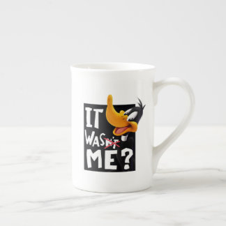 DAFFY DUCK™- It Wasn't Me / Was Me Tea Cup