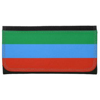 Dagestan Flag Women's Wallets