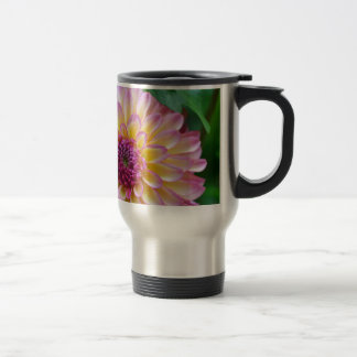 Dahlia Beauty Travel Mug