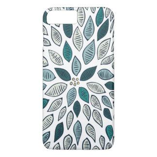 Dahlia Blue Jewel iPhone 7 Plus Case