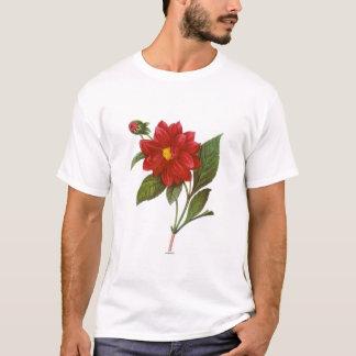 Dahlia (Dahlia Pinnata) T-Shirt