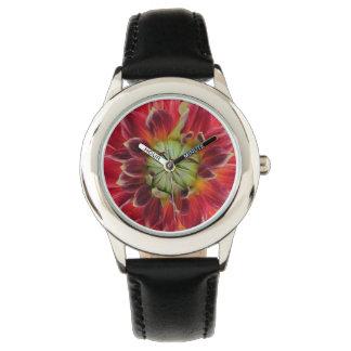Dahlia Flower Watch