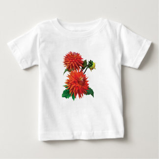 Dahlia Hot Shot Baby T-Shirt