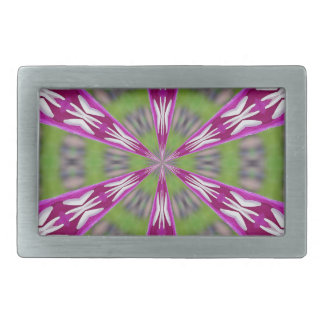 Dahlia Kaliediscope Belt Buckle