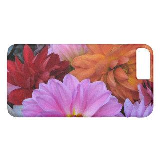 Dahlia Petals iPhone 7 Plus Case