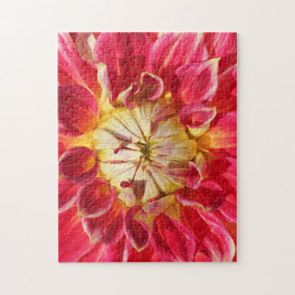 dahlia Photo Puzzle with Gift Box