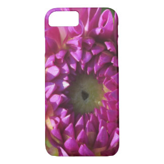 Dahlia Purple Flower Garden Plant iPhone 7 Case