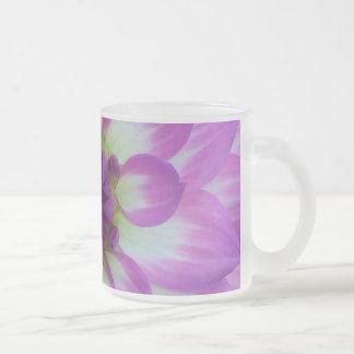 dahlia tasse à café