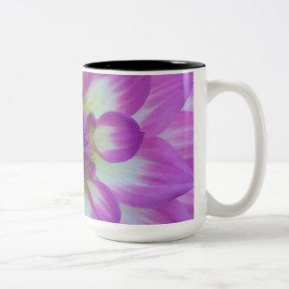 dahlia tasses à café