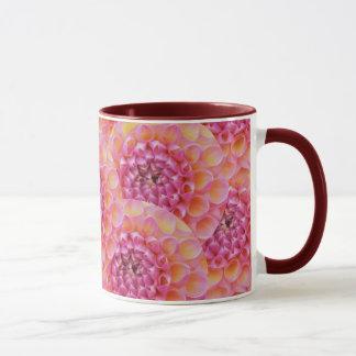 Dahlias Mug
