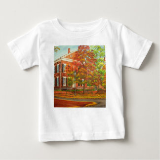 Dahlonega Gold Museum Autumn Colors Baby T-Shirt