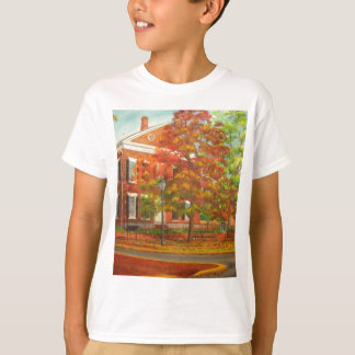 Dahlonega Gold Museum Autumn Colors T-Shirt