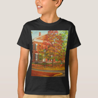 Dahlonega Gold Museum Autumn Colors T-Shirt
