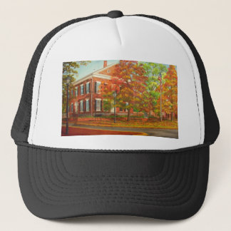 Dahlonega Gold Museum Autumn Colors Trucker Hat