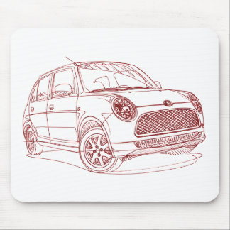 Dai Trevis 2009 Mouse Pad