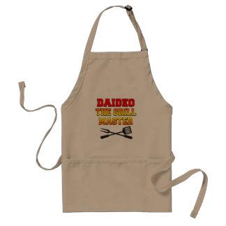 Daideo The Grill Master Irish Grandpa Apron