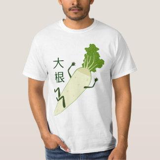 Daikon Radish T Shirt