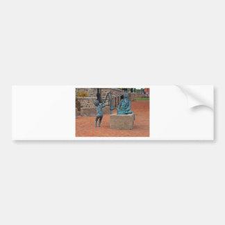 Daily Chores by Michael Tizzano Bumper Sticker