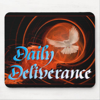 Daily Deliverance: mousepad