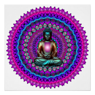 Daily Focus 7.1.16 Buddha A2 Poster
