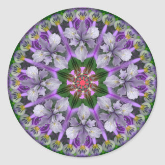 Daily Focus Mandala 3415 Sticker