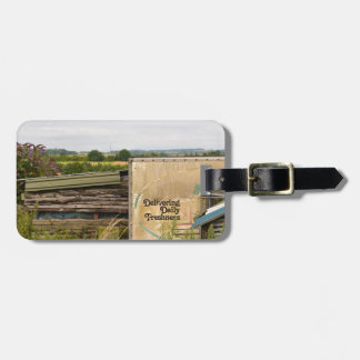 Daily Freshness Luggage Tag