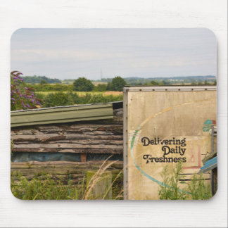 Daily Freshness Mouse Pad