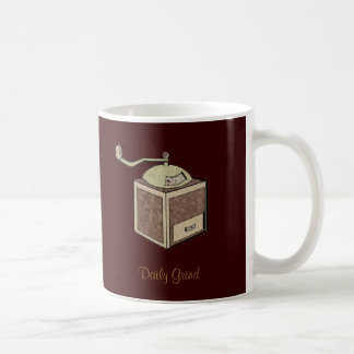 Daily Grind Coffee Mug