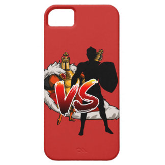 DAILY KING VS AAW iPhone SE phonecase Case For The iPhone 5