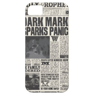 Daily Prophet Front Page iPhone 5 Cover