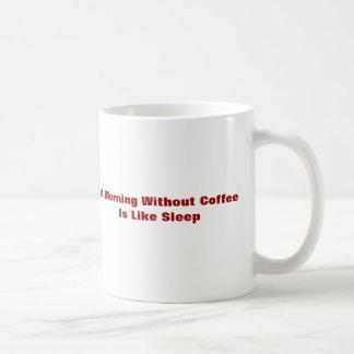 Daily Shot Of Coffee - A Morning WIth Coffee Coffee Mug