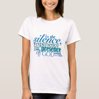 "DAILY WORD®  ""Silence"" T-shirt"