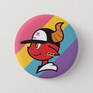 Daimon profile 2 inch round button