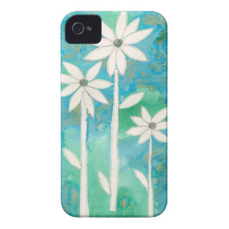 Dainty Daisies II iPhone 4 Case-Mate Cases