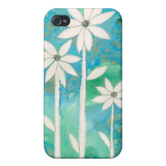 Dainty Daisies II iPhone 4 Cover