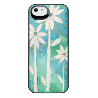 Dainty Daisies II iPhone SE/5/5s Battery Case