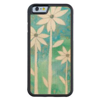 Dainty Daisies II Maple iPhone 6 Bumper Case