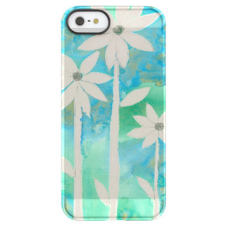 Dainty Daisies II Permafrost® iPhone SE/5/5s Case