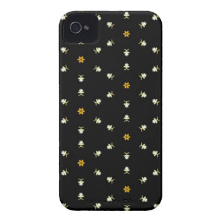 Dainty Floral Pattern Case-Mate iPhone 4 Case