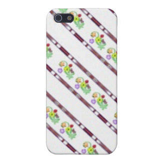 Dainty Flowers Covers For iPhone 5