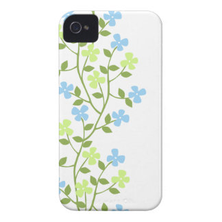 Dainty Modern Florals iPhone 4 Case-Mate ID™
