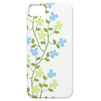 Dainty Modern Florals iPhone 5 Case