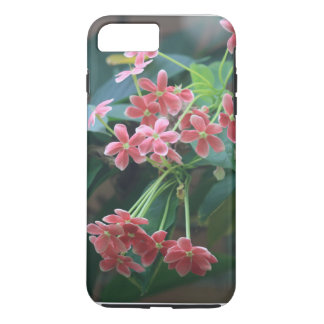 Dainty Pink Spring Flowers iPhone 7 Plus Case