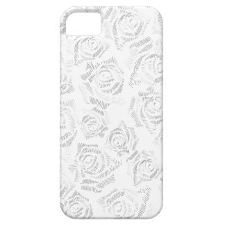 Dainty Roses Case For The iPhone 5