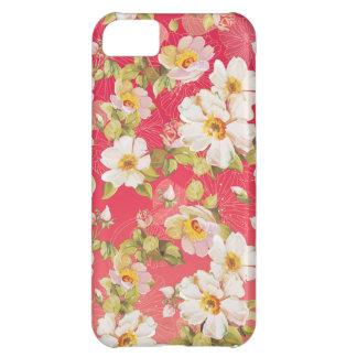 Dainty Shrub Roses iPhone 5C Case