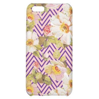 Dainty Shrub Roses iPhone 5C Cases