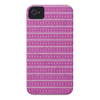 Dainty Stripes Custom Case-Mate ID iPhone 4/4S iPhone 4 Case-Mate Cases
