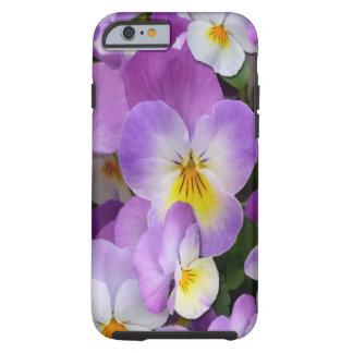 Dainty Violas Tough iPhone 6 Case